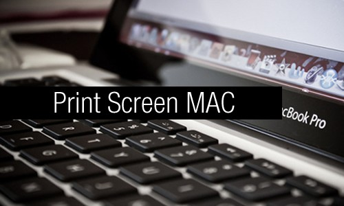 Mac OS Print Screen