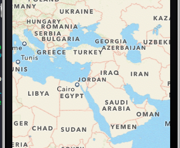 iPhone MKMap ile Haritada yerimizi buluyoruz :)