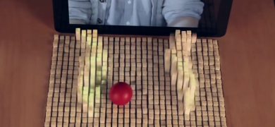 Interacting With a Dynamic Shape Display