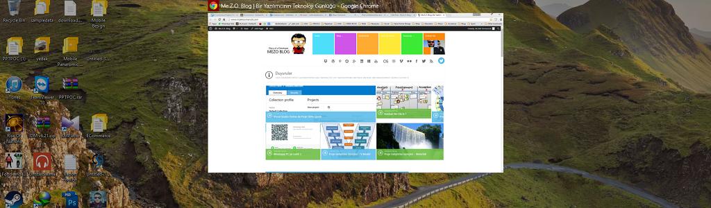 Windows 10 Klavye Kısayolları