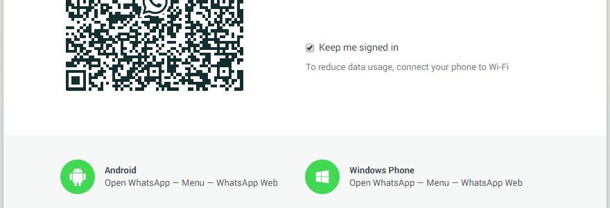 Whatsapp PC ye Geldi :)