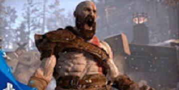 God Of War 5 – ilk 10 dakika oyun videosu