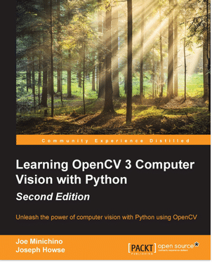 Learning OpenCV 3 Computer Vision with Phyton (2nd Edition)