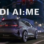 Audi AI:ME first look at CES 2020